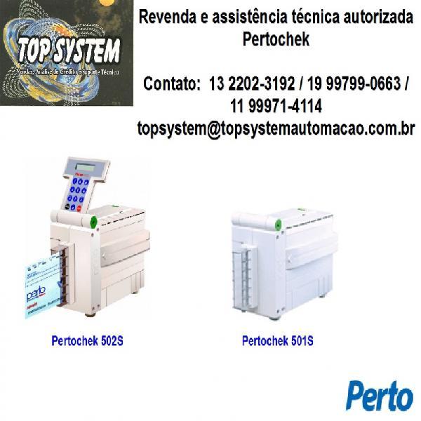 Assistência técnica autorizada impressora de cheque