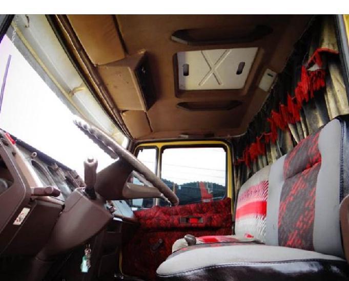 Caminhão mb 1618 ano 1991 truck direção turbo