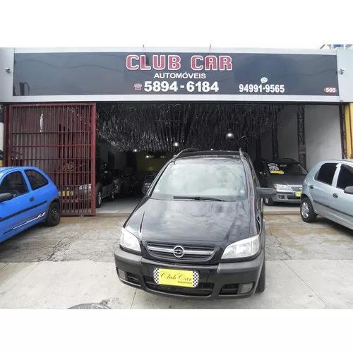 Chevrolet Zafira 2.0 MPFI ELEGANCE 8V FLEX 4P MANUAL
