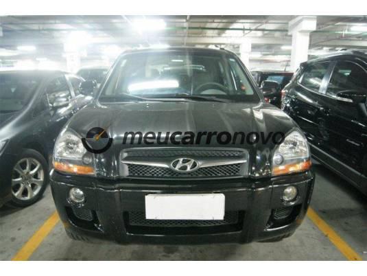 Hyundai tucson 2.0 16v flex aut. 2015/2015