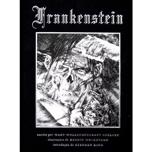 Livro frankenstein edição de colecionador mythos books