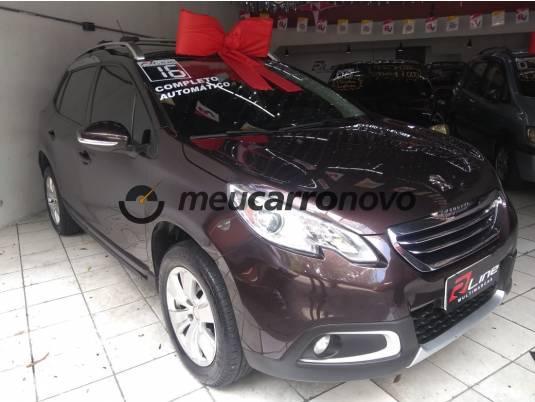 Peugeot 2008 allure 1.6 flex 16v 5p aut. 2015/2016