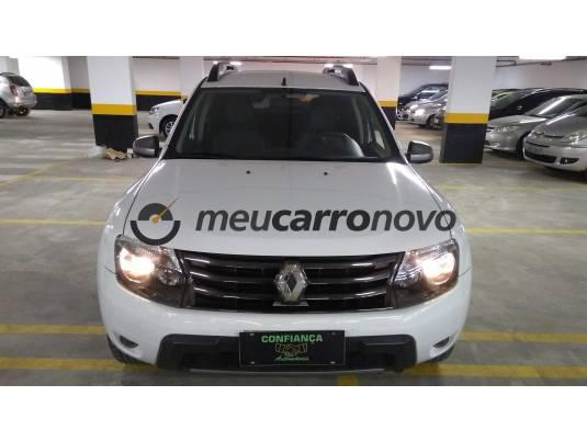 Renault duster 2.0 tech road ii 4x2 16v4p automático