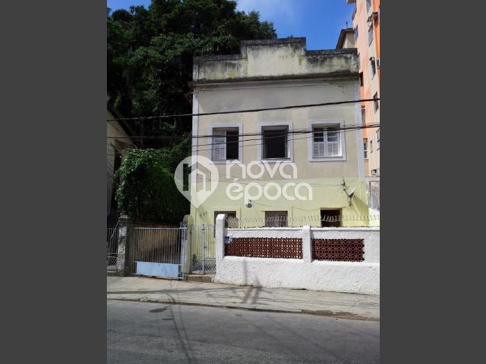 Rio Comprido, 5 salas, 3 vagas, 380 m² Rua Santa