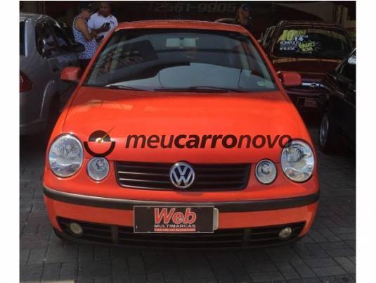 Volkswagen polo classic 1.0 mi 16v 65cv 4p 2002/2003