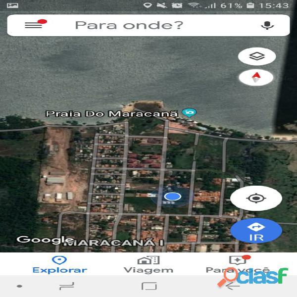 Vendo um terreno no bairro do maracanã próximo a praia santarem pa br