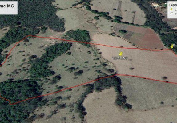 Vendo ou troco áreas 20.000m² serra azul mateus leme/mg