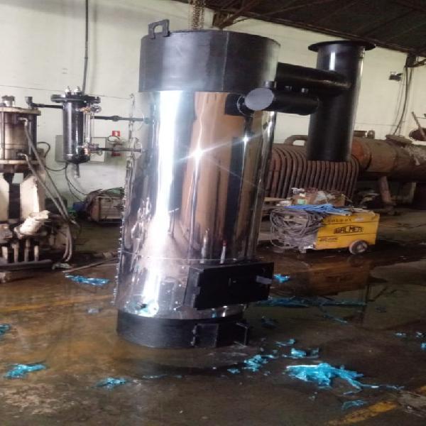 Caldeira de 300 kg/hf