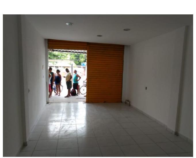 Loja comercial 32 m² na estrada do magarça