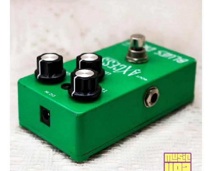 Pedal overdrive giannini axcess blues drive bd-108