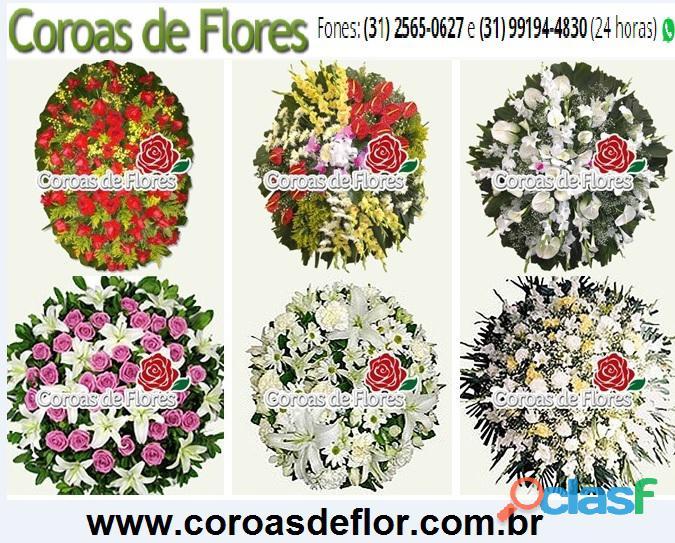 Flores pára Velório
