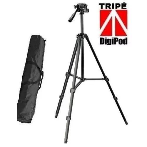 06 unid tripe para câmera digital dslr digipod tr450