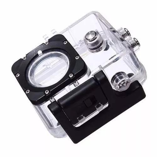 Case estanque camera sports cam x4000 wifi 720p 4k sj4000
