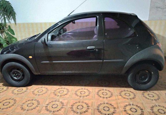 Ford ka, 2000/2000, preto, em ótimo estado, 2a.dona.
