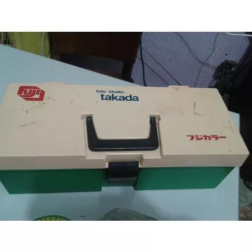 Foto studio tanaka. caixa fotógrafo.