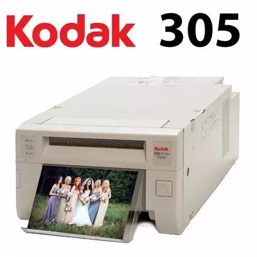 Impressora fotográfica kodak 305