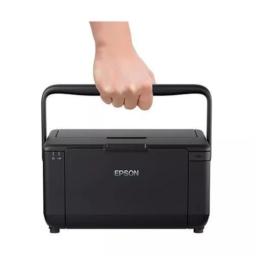 Impressora fotográfica portátil epson picture mate pm525