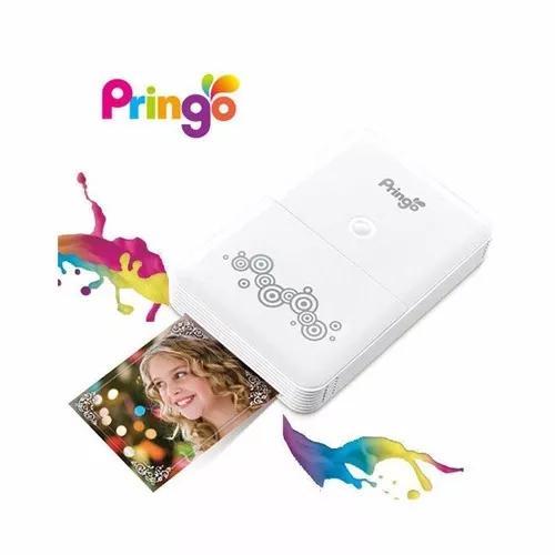 Impressora fotográfica portátil hiti pringo p231 para