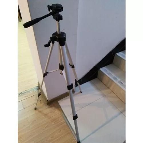 Tripé universal fotográfico profissional nível 1,50 mt