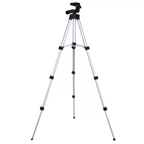 Tripé universal telescópico câmera projetor celular 1,02