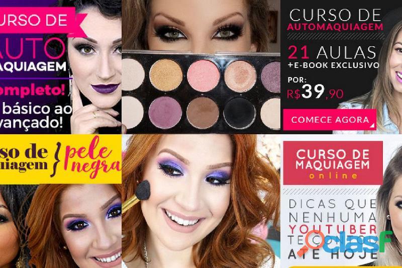 Curso> maquiagem para pele negra online