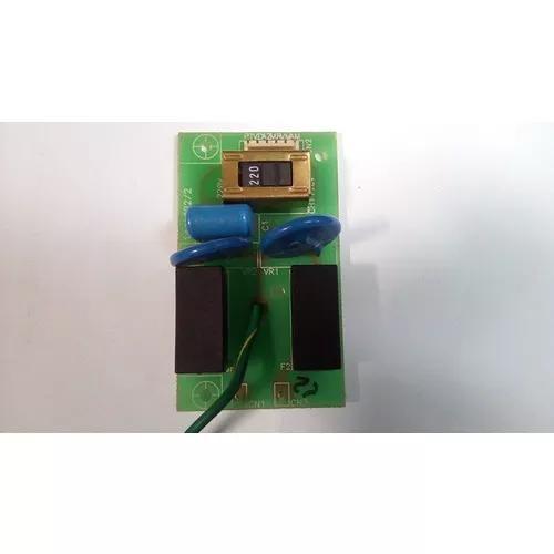 Placa proteção ac 110/220 p/intelbras corp 6000/8000/16000