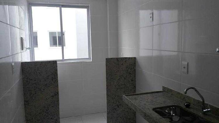 Apartamento, maria helena, 2 quartos, 1 vaga