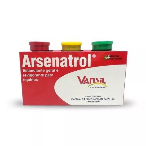 Arsenatrol 20ml