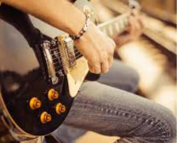 Aulas de guitarra em são paulo