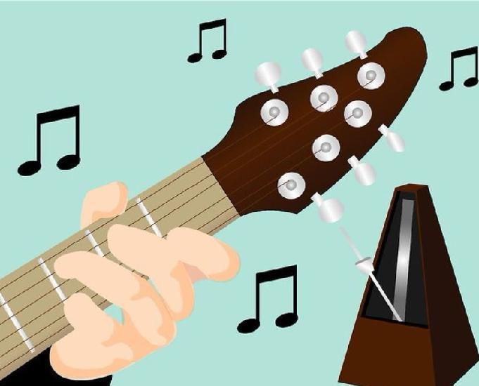 Aulas de violão na cidade de sp