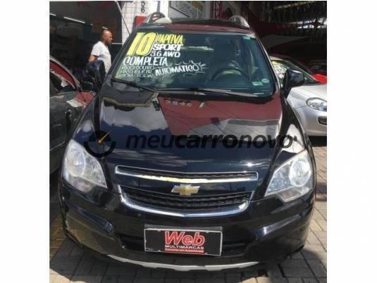 Chevrolet captiva sport awd 3.6 v6 24v 261cv 4x4 2009/2010