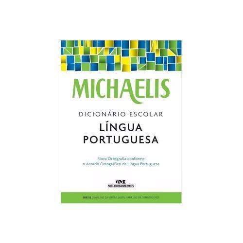 Dicionário língua portuguesa michaelis mini melhoramentos