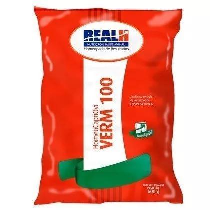 Homeocapriovi verm 100 - 600 gramas - real h