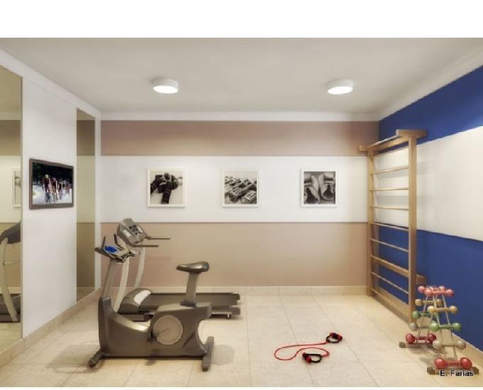 Jardim prudência cupecê aptos 2 dorm 40 e 41 m² em obras