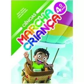 Kit marcha criança 4° port. mat. hist/geo. ciên. ing.
