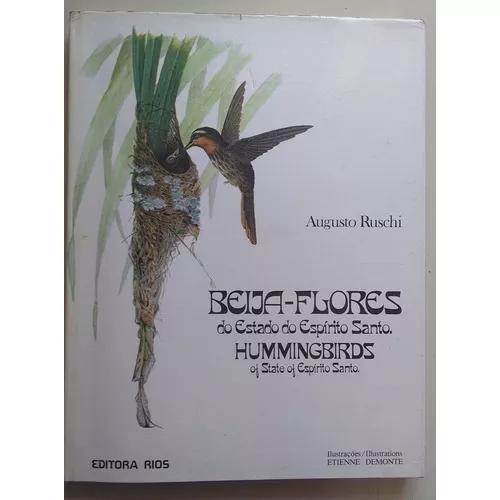 Livro beija flores do estado do espírito santo editora rios