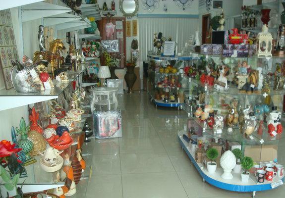 Loja de decoração / presentes