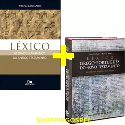 Léxico hebraico e aramaico do at + léxico grego português
