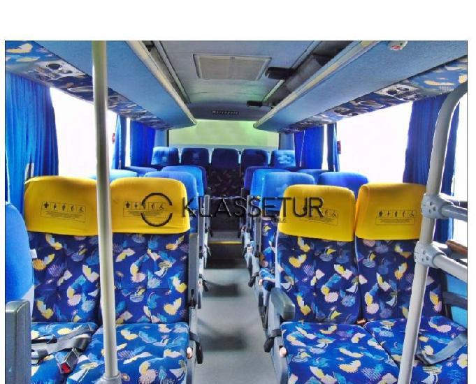 Micro ônibus mpolo senior mb lo 914 rod.(cod.114) ano 2002