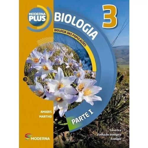 Moderna plus - biologia das populações - 3º ano (novo)