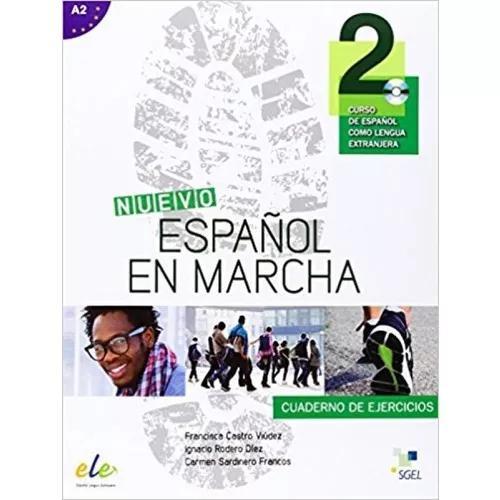 Nuevo español en marcha 2 - libro del ejercicios incluye cd