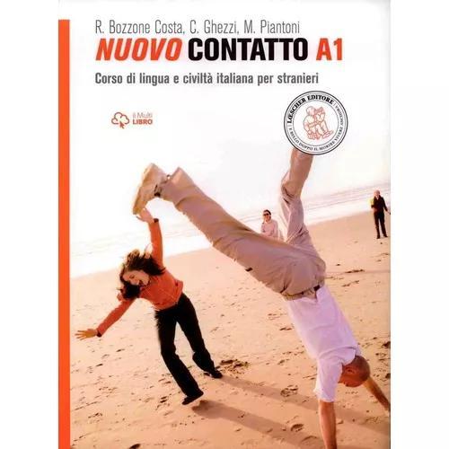 Nuovo Contatto A1 - Libro Teoria E Esercizi - Frete Grátis