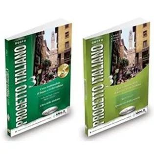 Nuovo progetto italiano 3 - libro dello studente e esercizi