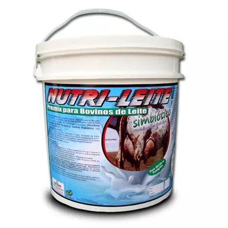 Nutrileite - com simbiotico 20kg 369.00 frete grátis+brinde