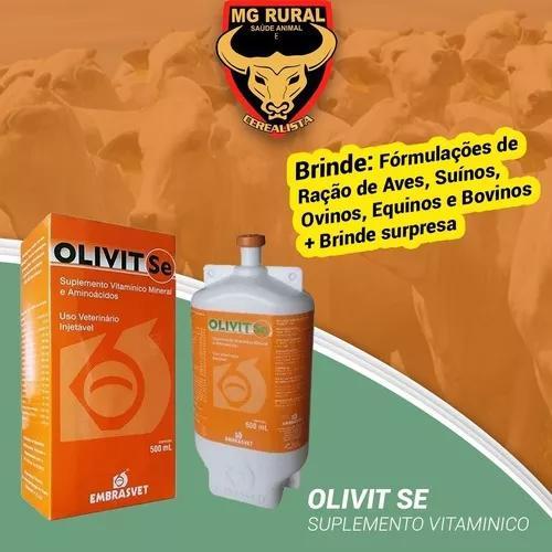 Olivit - alta lactacao e maior ganho de peso 77,00 +brinde