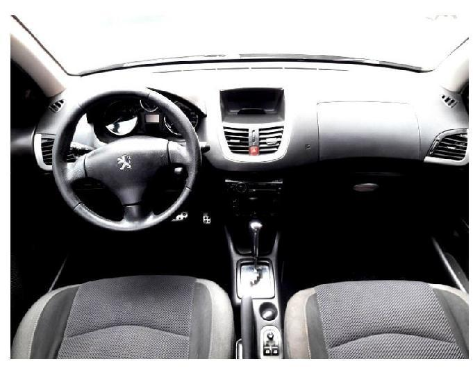 Peugeot 207 passion 1.4 xs fléx automático 4p - 2011