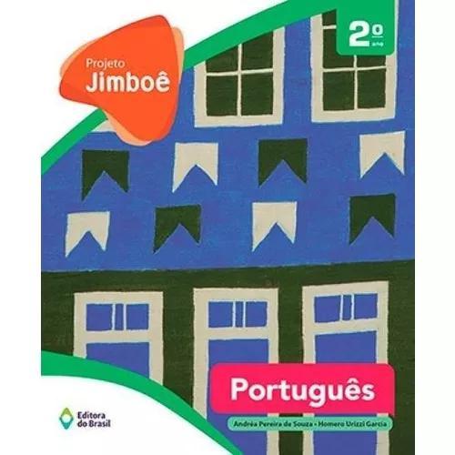 Projeto jimboê - língua portuguesa - 2º ano