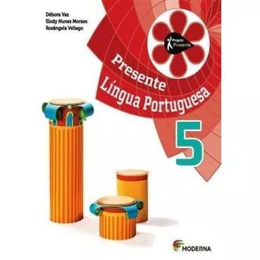 Projeto presente - lingua portuguesa - 5º ano - 4º ed