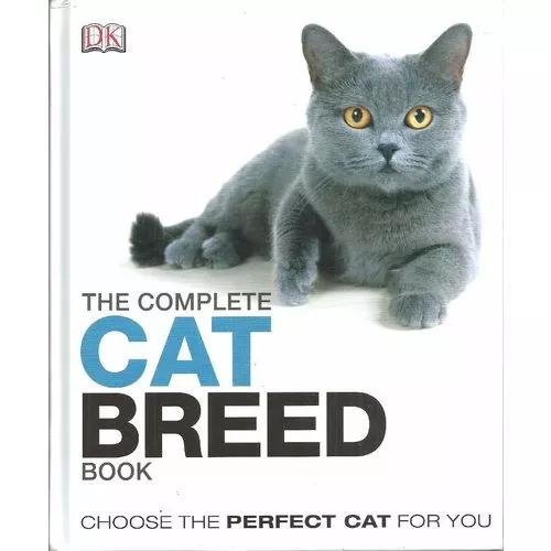 The complete cat breed - guia completo do gato - inglês