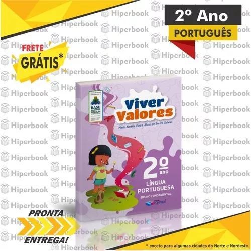 Viver valores - língua portuguesa - 2º ano - edição 2019